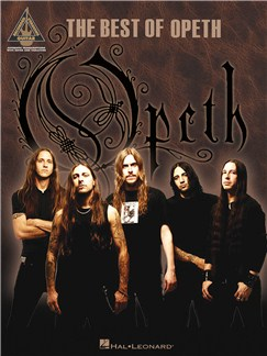 The Best Of Opeth Books | Guitar Tab