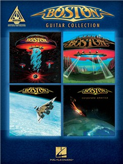 Boston Guitar Collection: Guitar Recorded Versions Books | Guitar Tab, Voice