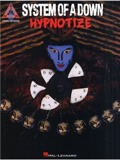 System Of A Down: Hypnotize - Guitar Recorded Versions Books | Guitar Tab