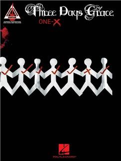 Three Days Grace: One-X Books | Guitar Tab