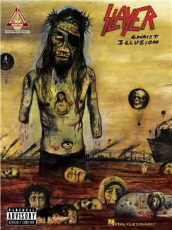 Slayer: Christ Illusion (TAB) Books | Guitar Tab