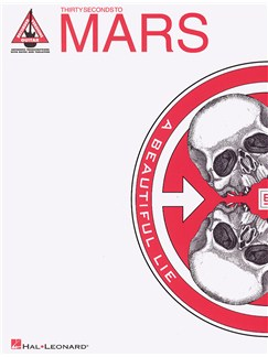 30 Seconds To Mars: A Beautiful Lie (TAB) Books | Guitar Tab