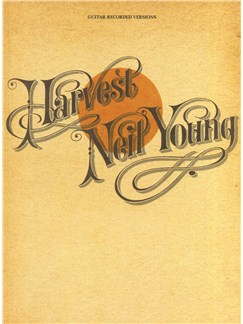 Neil Young: Harvest - Guitar Recorded Versions Livre | Tablature Guitare