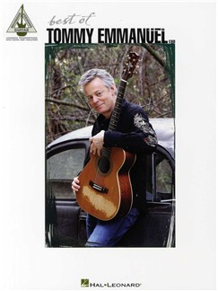 Best Of Tommy Emmanuel Livre | Tablature Guitare