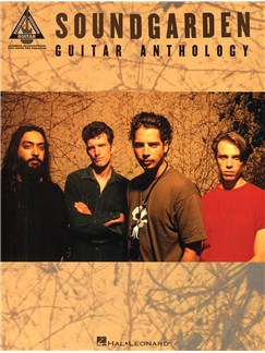 Soundgarden: Guitar Anthology Books | Guitar Tab