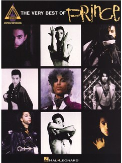 The Very Best of Prince - Guitar Recorded Version Livre | Tablature Guitare, Guitare