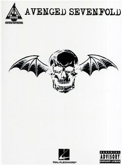 Avenged Sevenfold Books | Guitar Tab