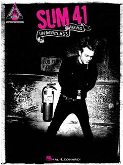 Sum 41: Underclass Hero Books | Guitar Tab, Guitar