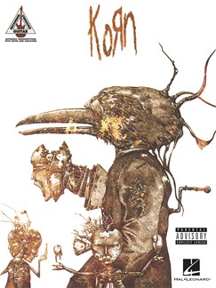 Korn: Guitar Recorded Versions Books | Guitar Tab