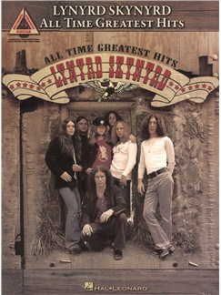 Lynyrd Skynyrd: All Time Greatest Hits Books | Guitar Tab