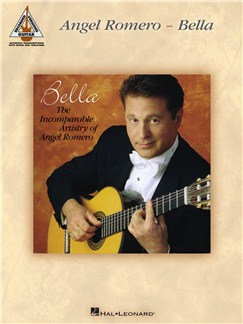 Angel Romero: Bella Books | Guitar Tab