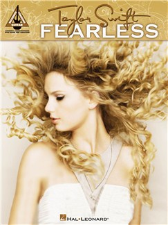 Taylor Swift: Fearless - Guitar Recorded Versions Books | Guitar Tab
