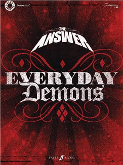 The Answer: Everyday Demons Books | Guitar Tab, Guitar