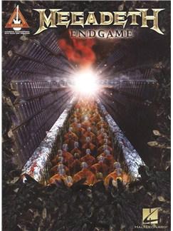 Megadeth: Endgame Books   Guitar Tab, Guitar