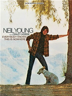 Neil Young: Everybody Knows This Is Nowhere Books | Guitar Tab, Guitar