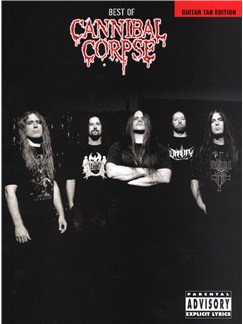 Cannibal Corpse: Best Of Books | Guitar Tab