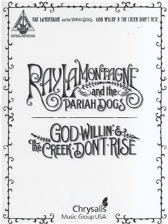 Ray LaMontagne And The Pariah Dogs: God Willin' & The Creek Don't Rise Books | Guitar Tab