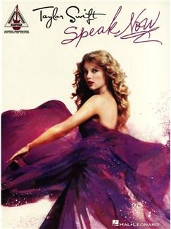 Taylor Swift: Speak Now - TAB Books | Guitar Tab