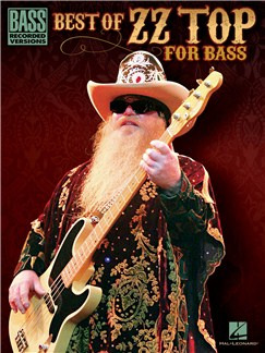 Best Of ZZ Top - Bass Livre | Tablature Basse, Guitare Basse