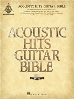 Acoustic Hits Guitar Bible Livre | Tablature Guitare, Guitare