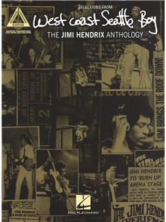 West Coast Seattle Boy: The Jimi Hendrix Anthology Books | Guitar Tab, Guitar