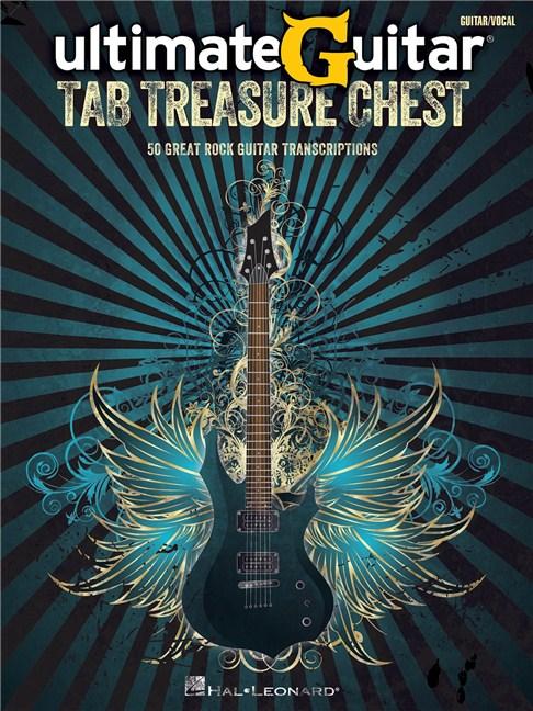 Ultimate Guitar Tab Treasure Chest Guitar Sheet Music Sheet
