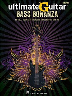 UltimateGuitar: Bass Bonanza Books | Bass Guitar, Bass Guitar Tab