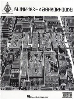 Blink-182: Neighborhoods Books | Guitar Tab, Guitar