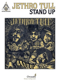 Jethro Tull: Stand Up - Guitar Recorded Versions Books | Guitar, Guitar Tab