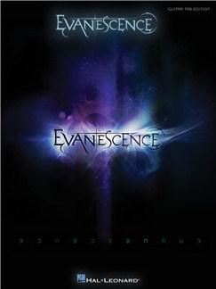 Evanescence: Evanescence (TAB) Books | Guitar Tab, Guitar