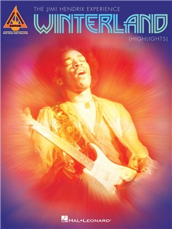 The Jimi Hendrix Experience: Winterland - Guitar Recorded Versions Books | Guitar, Guitar Tab