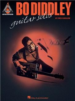 Bo Diddley: Guitar Solos Books | Guitar Tab