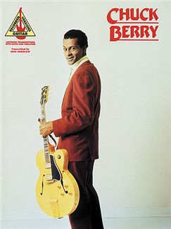 Chuck Berry: Guitar Recorded Versions Books | Guitar Tab