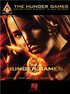 The Hunger Games: Songs From District 12 And Beyond - Guitar Recorded Versions Books | Guitar, Guitar Tab