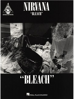 Nirvana: Bleach Books | Guitar Tab
