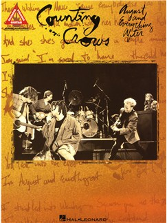 Counting Crows: August And Everything After (Guitar TAB) Books | Guitar Tab