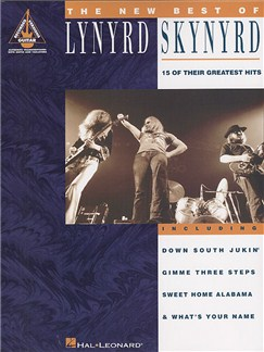 The New Best Of Lynyrd Skynyrd: Guitar Recorded Versions Books | Guitar Tab