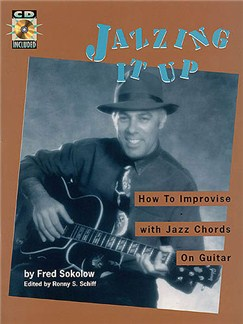 Jazzing It Up Books and CDs | Guitar