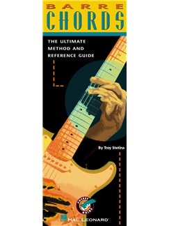 Troy Stetina: Barre Chords Books | Guitar