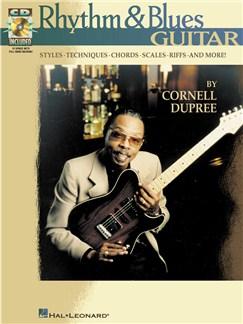 Rhythm & Blues Guitar Books and CDs | Guitar Tab