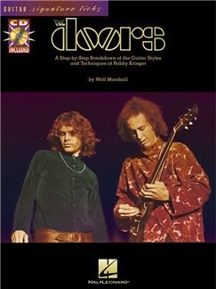 Guitar Signature Licks: The Doors Books and CDs | Guitar Tab