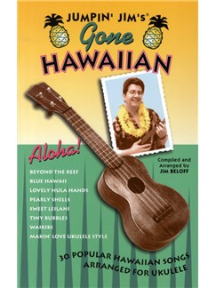 Jumpin' Jim's Gone Hawaiian Books | Ukulele