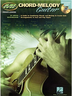 Chord-Melody Guitar (Book And CD) Books and CDs | Guitar
