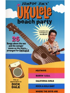 Jumpin' Jim's Ukulele Beach Party Books | Ukulele
