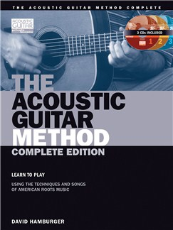 The Complete Acoustic Guitar Method  | Guitar Tab
