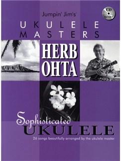 Jumpin Jim's Ukulele Masters: Herb Ohta Books and CDs   Ukulele (with Chord Symbols)