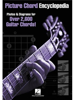 Picture Chord Encyclopedia Books | Guitar