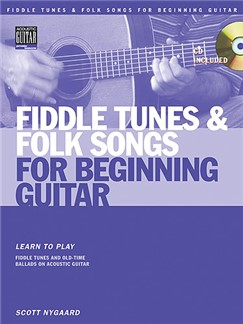 Scott Nygaard: Fiddle Tunes And Folk Songs For Beginning Guitar Books and CDs | Guitar Tab