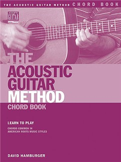 The Acoustic Guitar Method - Chord Book Books | Guitar