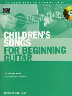 Children's Songs For Beginning Guitar Books and CDs | Guitar Tab